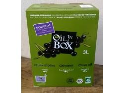 Huike d'olive vierge Bio