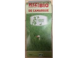 Riz rouge de Camargue Bio Le Canard des Rizières
