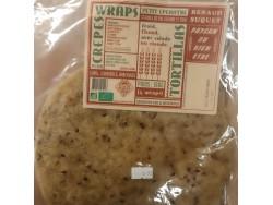 Wrap Petit Epeautre Bio