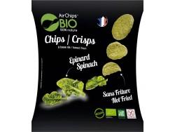 Chips Epinard Bio