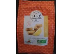 Le Petit Sablé Camarguais Citron Bio