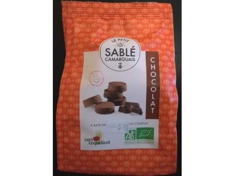 Le Petit Sablé Camarguais Chocolat Bio
