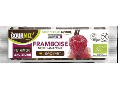 Barre Energétique Gourmie's La vie en Rose Bio