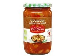 Couscous Boeuf Poulet Bio