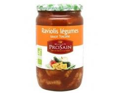 Raviolis aux Légumes Bio