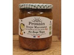 Soupe Marocaine Bio