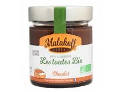 Pâte à Tartiner Bio Chocolat Malakoff