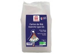 Farine de Blé  Bio T65