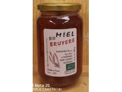 Miel de Bruyère Bio