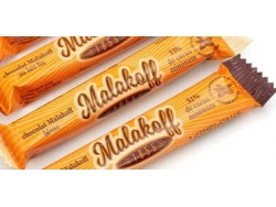 Barres Chocolat Bio Malakoff