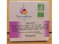 Glace Pistache Bio